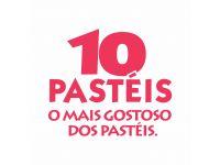 10 Pastéis