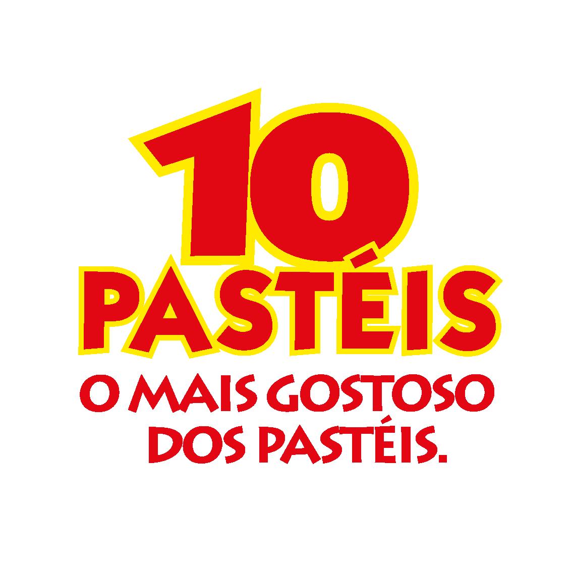 10 Pasteis