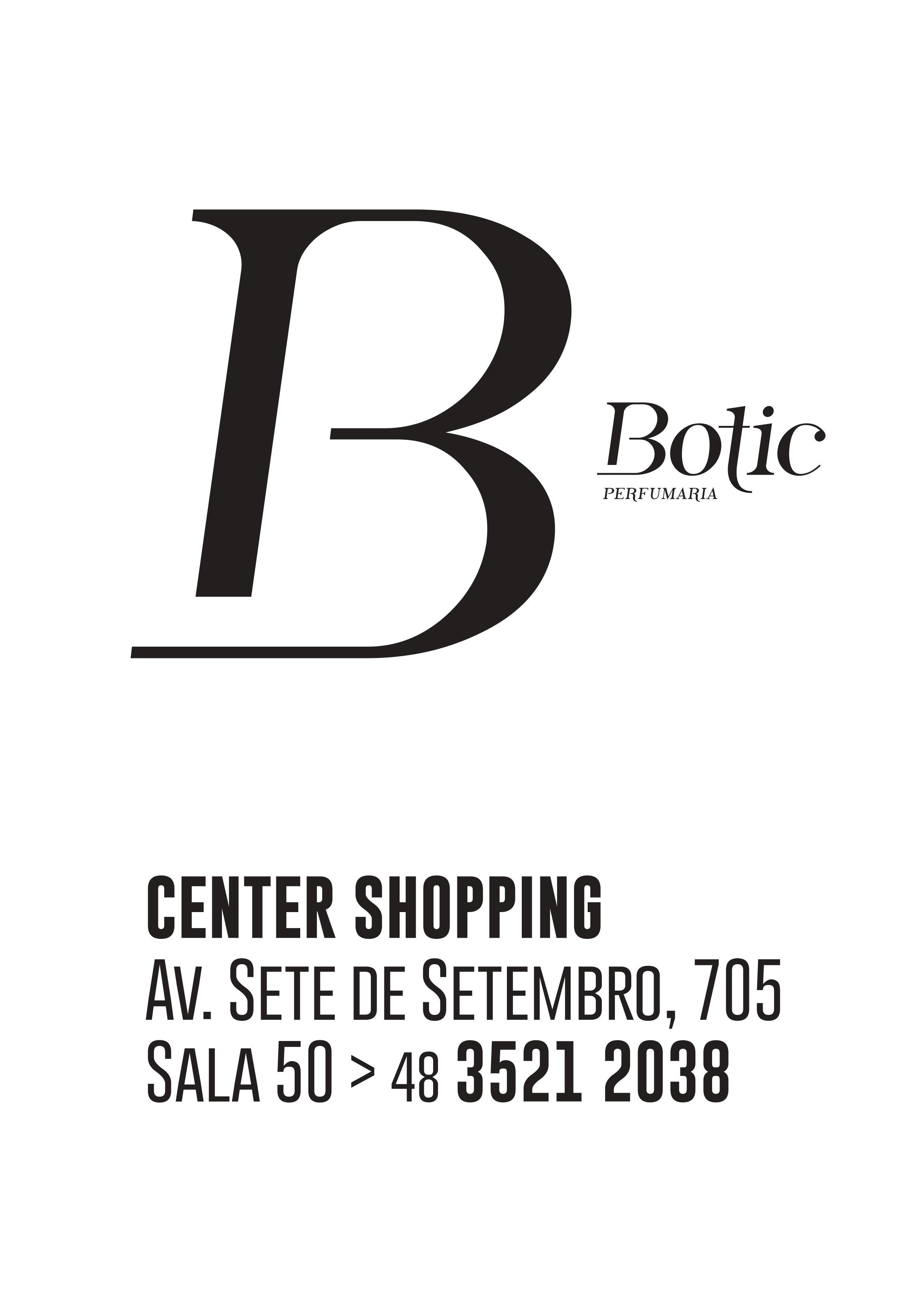 Botic Perfumaria